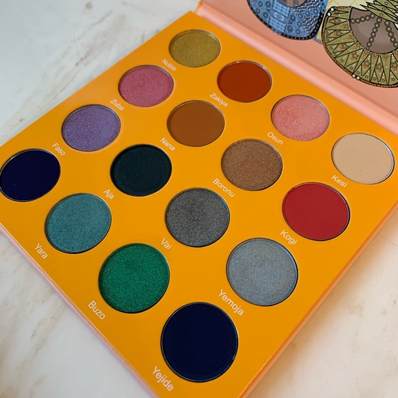 Juvia's Place Other - Practically New!! Juvia's Place Magic Mini Palette